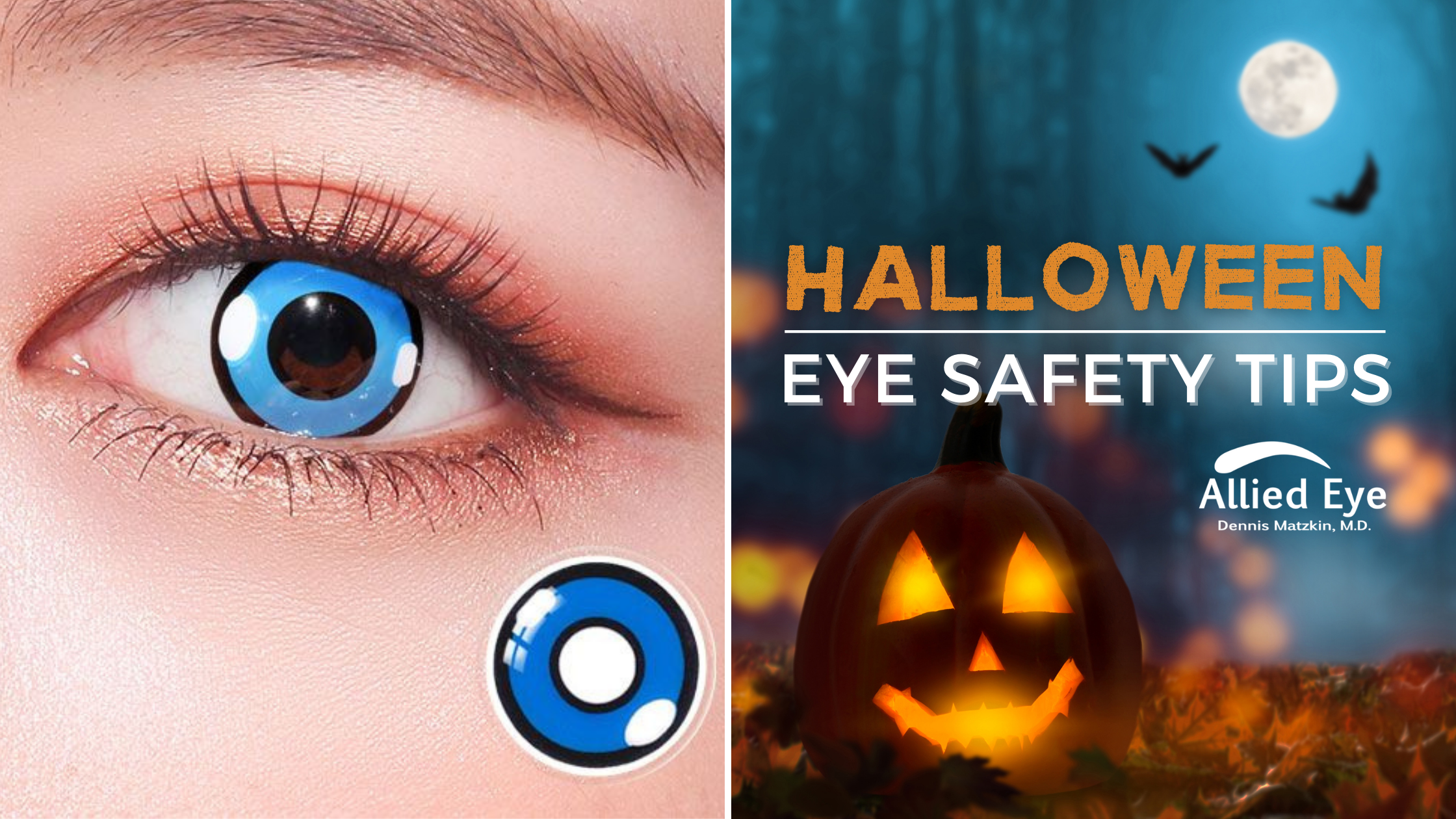 Eye Safety Tips Blog Graphic