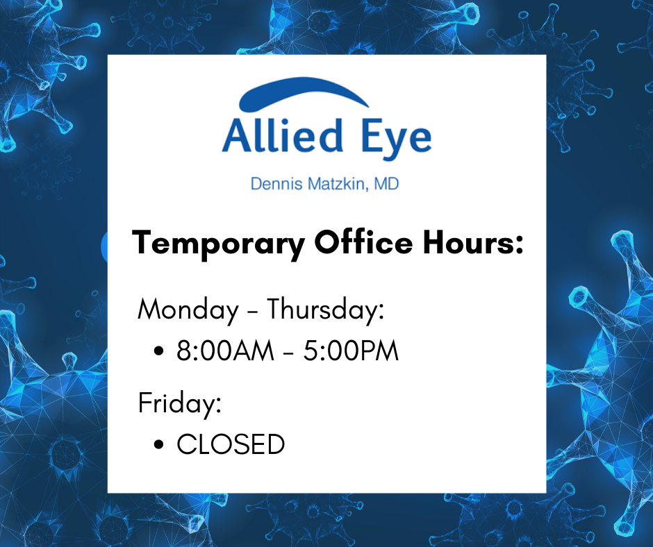Temporary Office Hours_
