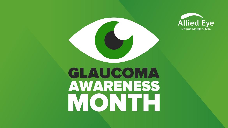 glaucoma awareness month blog banner