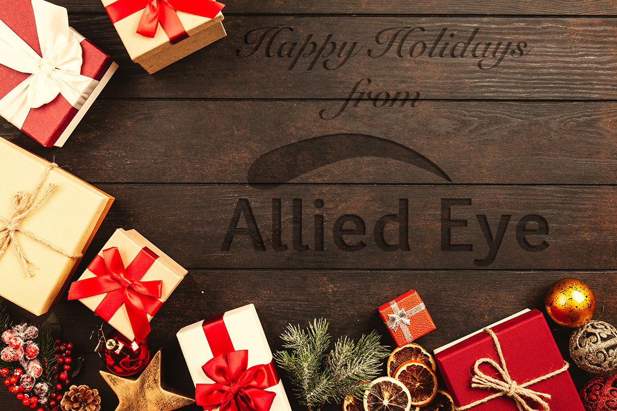 Allied Eye Holiday Hero