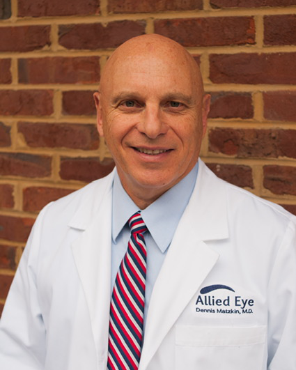 Dennis Matzkin, MD - Chattanooga Ophthalmologist